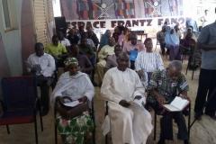 Conférence publique à Niamey 2