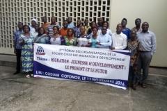 Forum sur la migration au Bénin