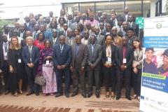 Réunion du MIDWA à Abidjan