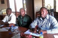 Visite de travail à ESAM et à UFF Bénin 2