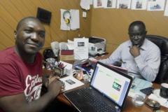 Visite de travail à MiPAN au Ghana 1