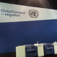 Puerto Vallarta: The way to the Global Compact for Migration
