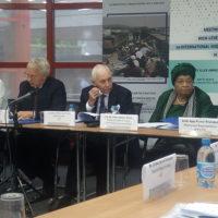 Intervention à la Réunion du Panel de Haut Niveau sur les Migration Internationales en Afrique