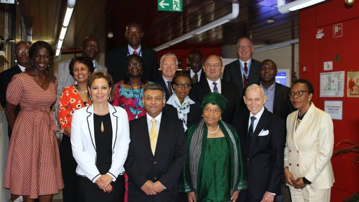 Statement at the High Level Panel on International Migration in Africa (HLPM) Meeting