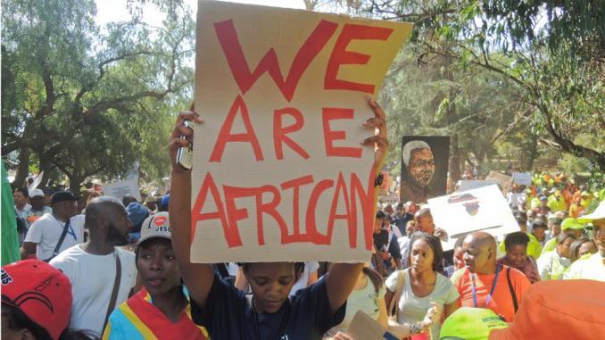 Les Africains n'aiment pas les Africains