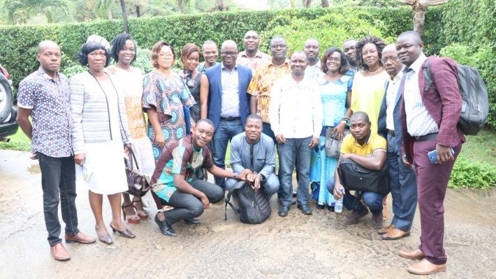 Formation de Cotonou – Training in Cotonou – Treinamento em Cotonou
