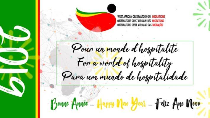 2019: un monde d'hospitalité – a world of hospitality – um mundo de hospitalidade