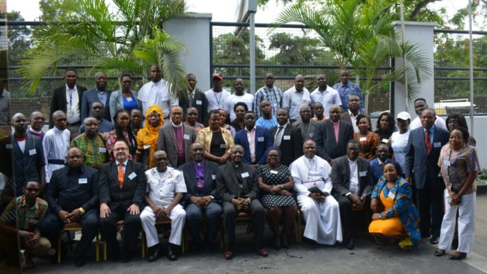 AACC Consultation on Migration and Human Trafficking – Lagos 2019