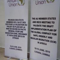 Contribution des OSC à la réunion de Lusaka (Zambie)