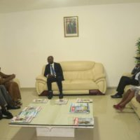 Meeting with Minister Dussey on African CSOs participation in ACP-EU negotiations – Lome (TOGO)
