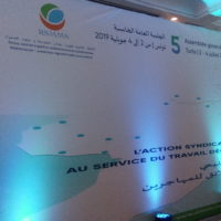 AG du Réseau Syndical RSMMS (Tunisie)