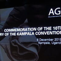 Kampala: Solutions for refugees and internally displaced people