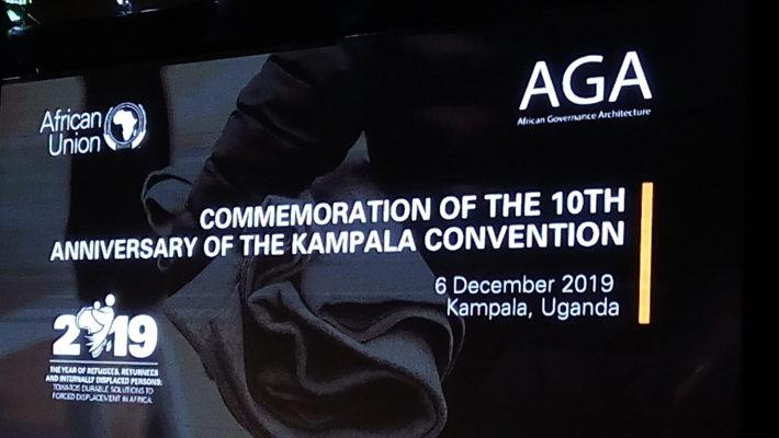 Kampala : Des solutions pour les réfugiés et les déplacés internes