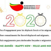 2020: Plus d'engagements – More commitments – Mais engajemento